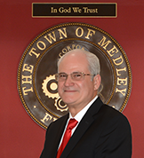 Town of Medley Mayor - Roberto Martell